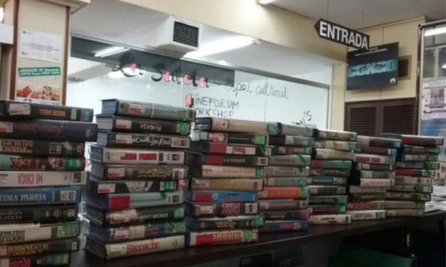 EN BUSCA Y CAPTURA DE VHS