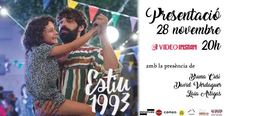 Presentació DVD Estiu 1993