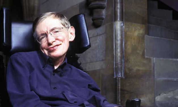 Stephen Hawking nos deja a los 76 años