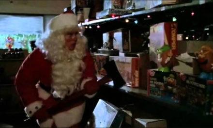 Películas de terror que tienen lugar en navidad – SILENT NIGHT, DEADLY NIGHT (Charles E. Sellier, 1984)