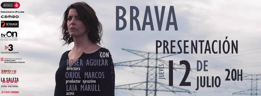 Presentación DVD Brava