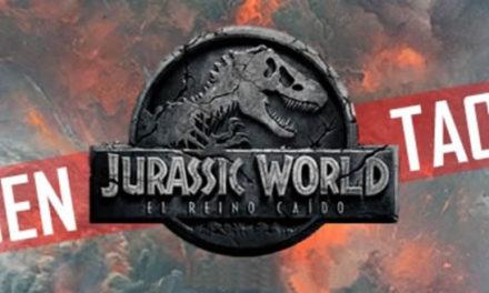Nuevo ciclo de presentaciones con Jurassic World el reino caído
