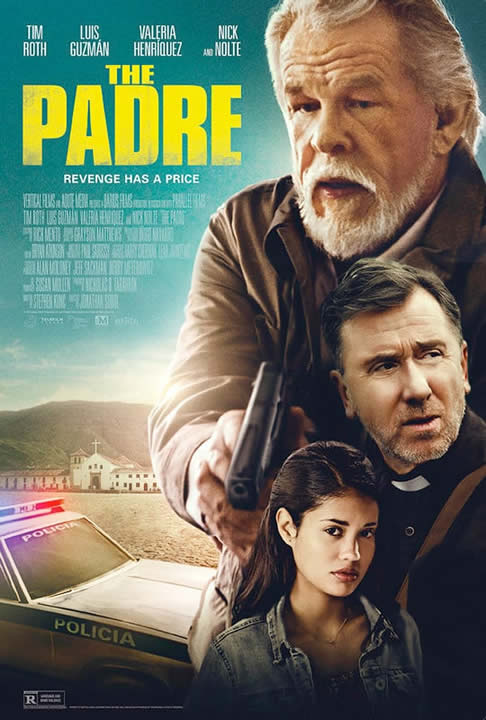 Ver trailer The Padre