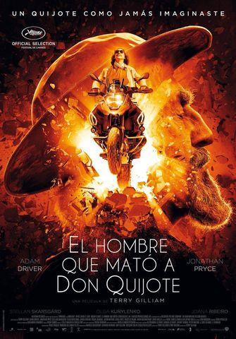 Ver trailer El hombre que mató a Don Quijote