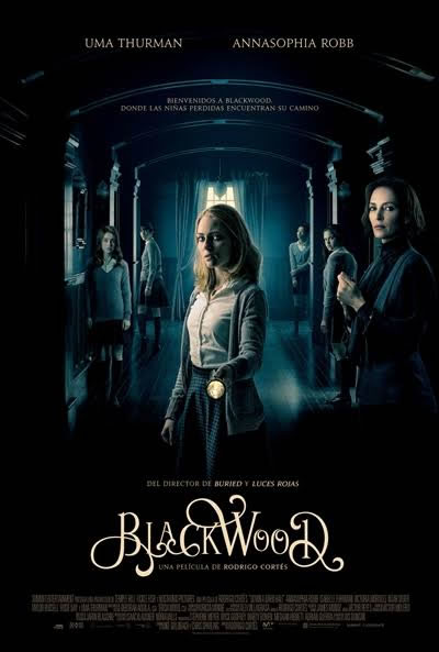 Ver trailer Blackwood