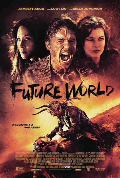 Ver trailer Future World
