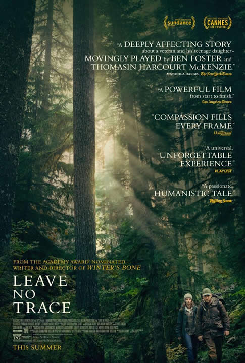 Ver trailer de Leave no trace