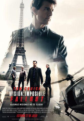 Ver trailer Misión: Imposible - Fallout