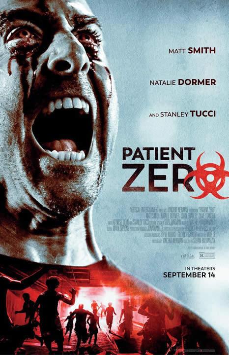 Ver trailer de Patient Zero