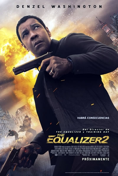 Ver trailer the equalizer 2