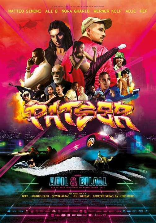 Ver trailer Adil & Bilall