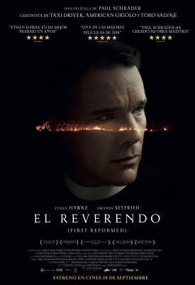 Ver trailer El reverendo