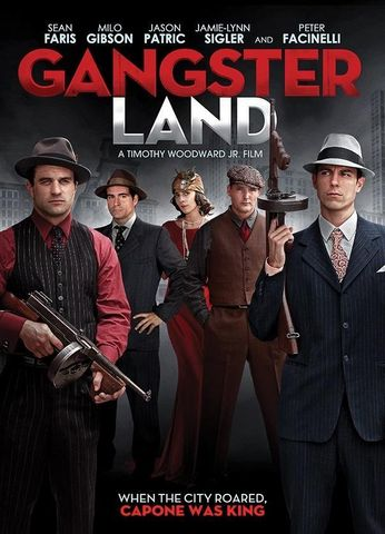 Ver trailer Ganster Land