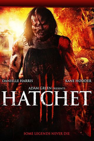 Ver trailer Hatchet