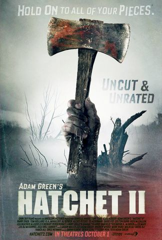Ver trailer Hatchet II