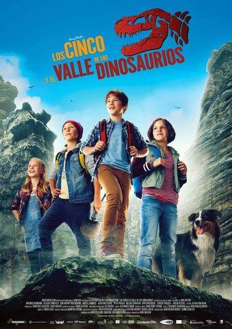 Ver trailer Los cinco y el valle de los dinosaurios