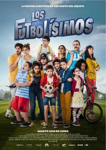 Ver trailer Los Futbolísimos