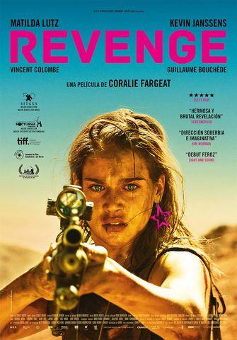 Ver trailer Veganza del más allá (Revenge)