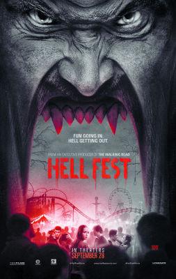 Ver trailer Hell Fest