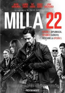 Trailer Milla 22