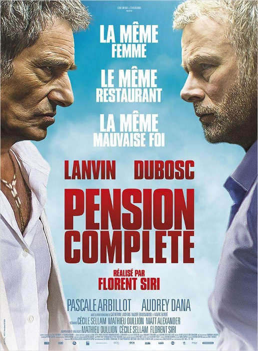 Ver trailer Pension completa