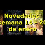 Novedades en DVD y BR para la semana del 14 – 20 de enero