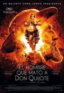 Trailer El Hombre Que Mató a Don Quijote