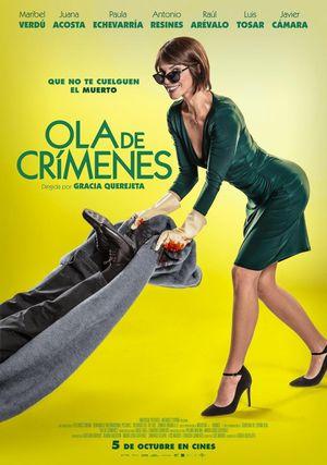 Ver trailer Ola de crímenes