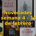 Novedades en DVD y BR para la semana del 4 – 10 de febrero