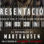 Pesentación lanzamiento del filme El fotógrafo de Mauthausen