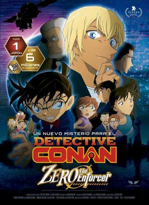 Ver trailer DETECTIVE CONAN: ZERO THE ENFORCER
