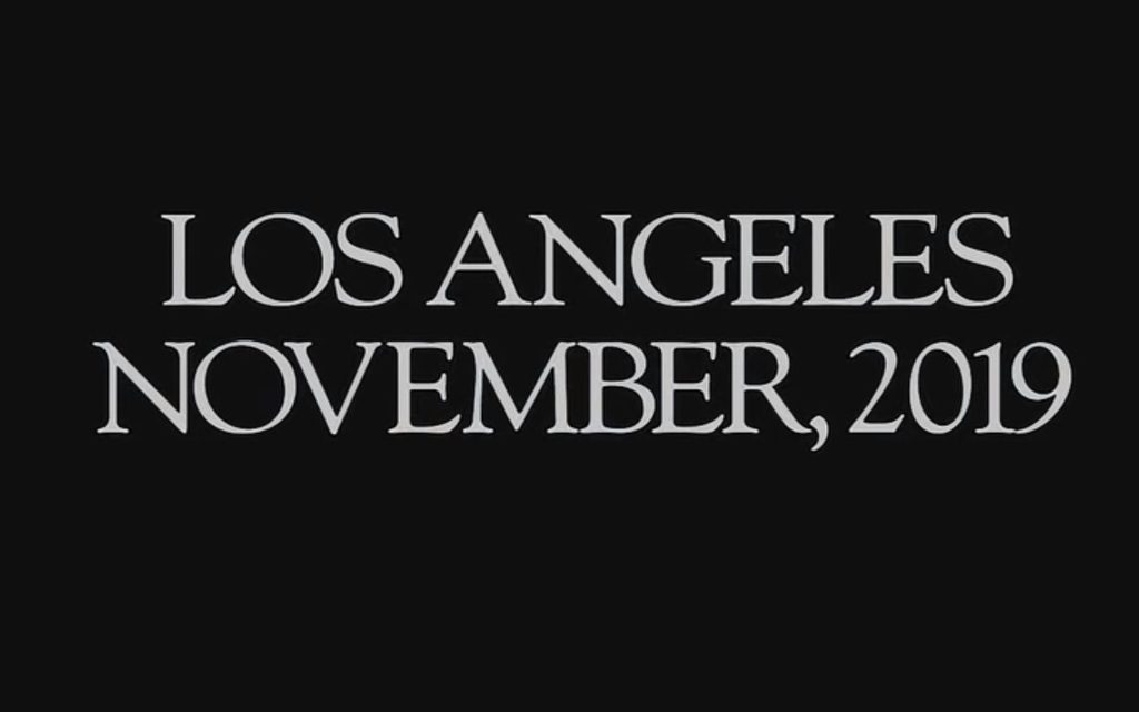 Blade Runner noviembre 2019