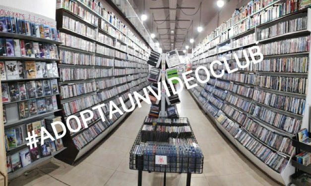 Adopta un videoclub